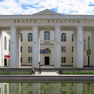 Дворцы и дома культуры Кривошеино