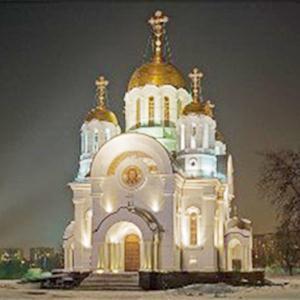 Религиозные учреждения Кривошеино