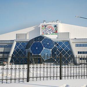 Спортивные комплексы Кривошеино
