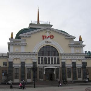 Железнодорожные вокзалы Кривошеино